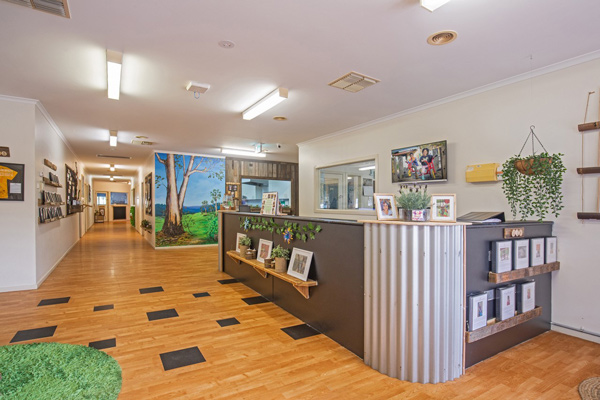Narre Warren KingKids Childcare Foyer