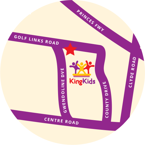 Berwick KingKids Centres Childcare Map
