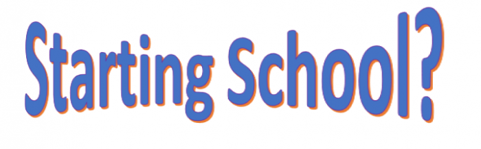 starting school advice childcare kindergarten