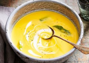 Pumpkin soup recipe childcare fun with parents