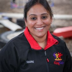 This is Radhika & she is a support educator.