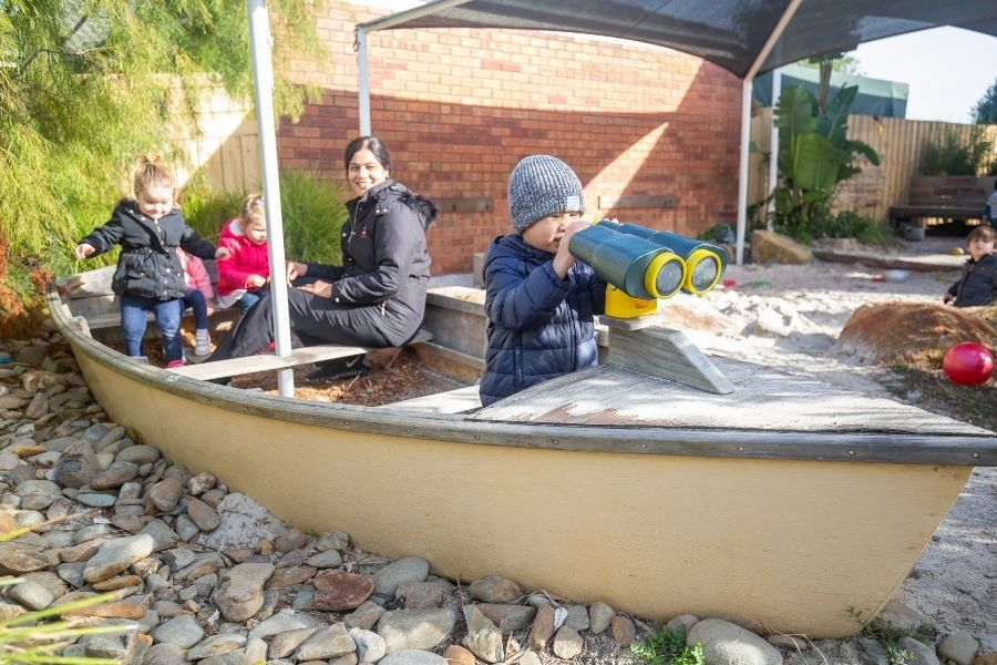 KingKids place a large emphasis on early learning